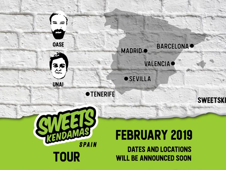 Spain Tour February 2019